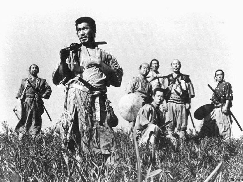 Семь-самураев