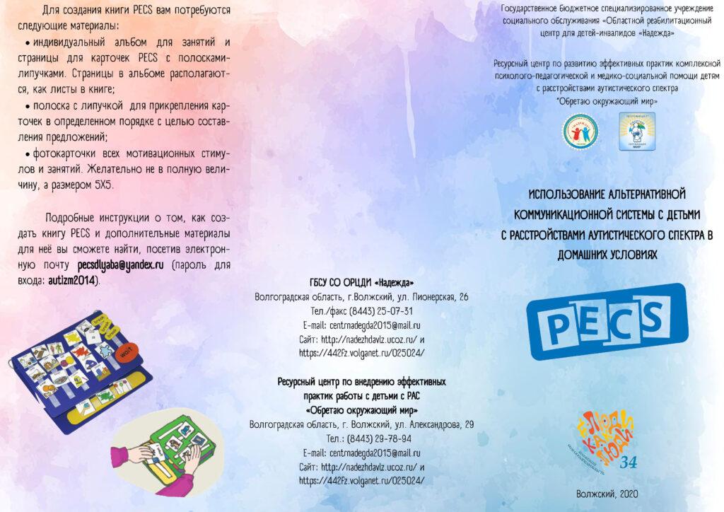 Информация PECS 2020-0