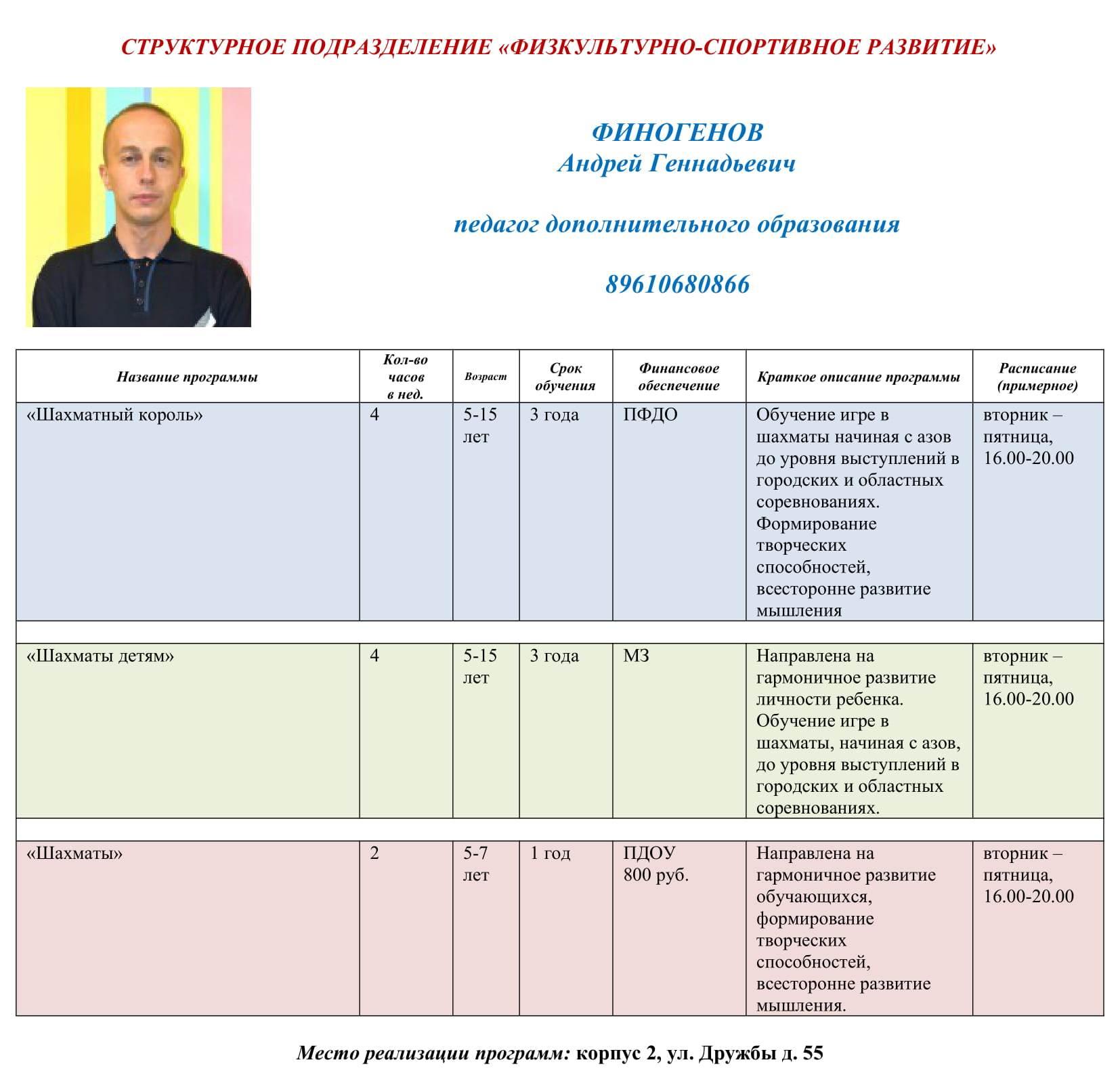 Финогенов-1