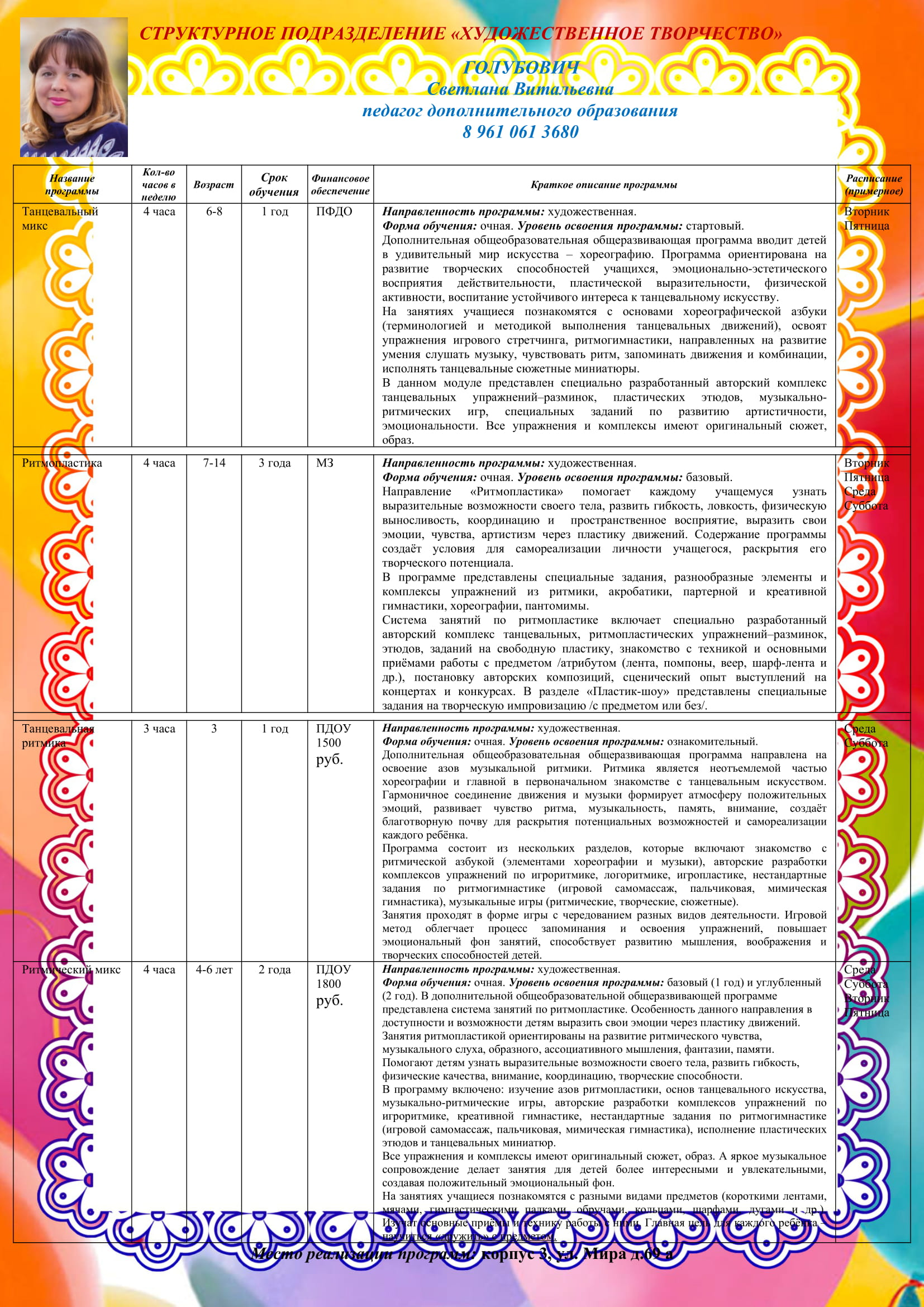 Голубович-1